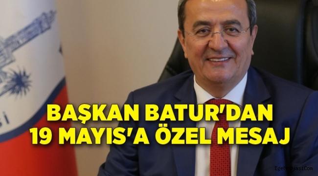 Abdül Batur'dan 19 Mayıs'a özel mesaj
