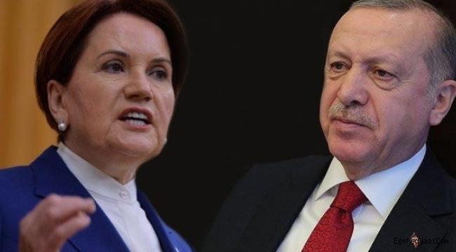 Akşener'den Erdoğan'a 'zavallı' yanıtı