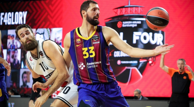 Anadolu Efes'in Euroleague finalindeki rakibi Barcelona