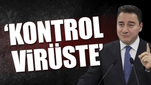 Babacan'dan 'kontrollü normalleşme' açıklaması yapan Erdoğan'a yanıt