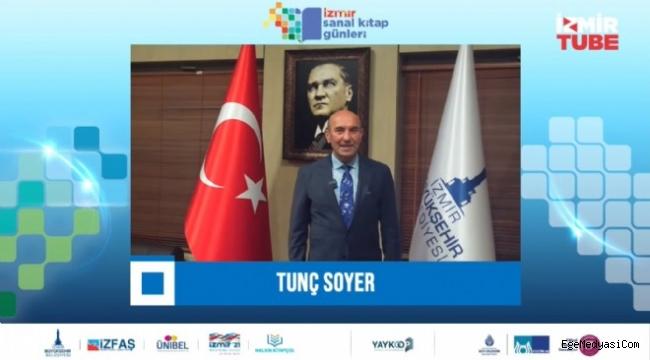 Başkan Soyer: Bu coğrafyayı kültür sanat üretim merkezi yapacağız