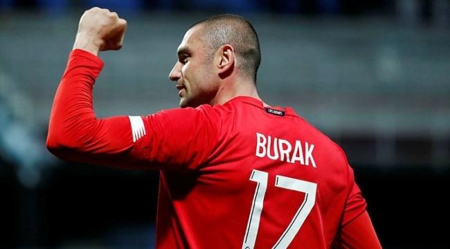 Burak Yılmaz'ın golü Lille'e şampiyonluğu getirdi…