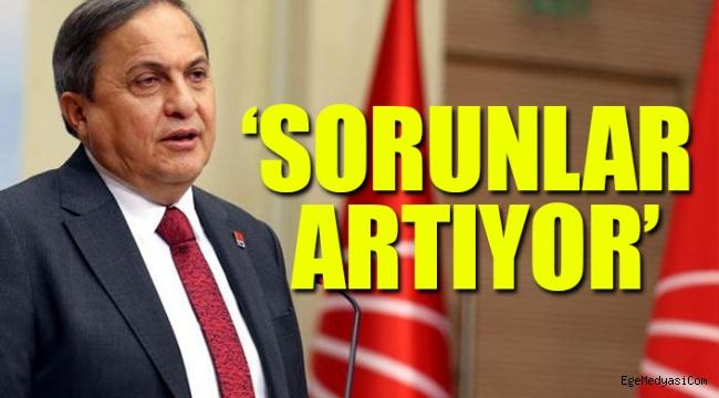 CHP'li Torun: 'Türkiye kötü yönetiliyor' demiyorum, hiç yönetilmiyor