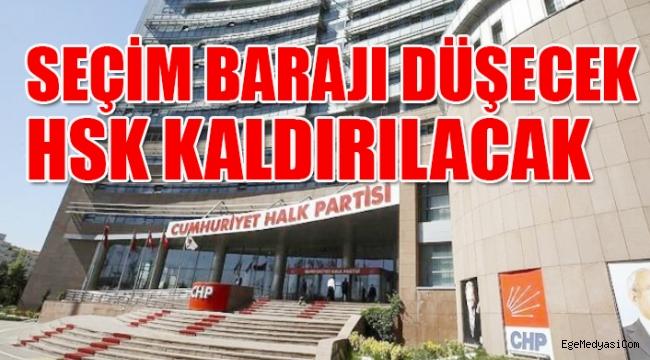 CHP'nin 'ilkeler taslağı' hazır