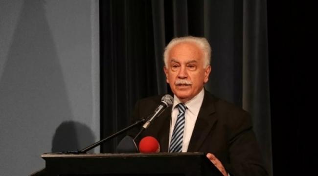 Doğu Perinçek'ten hükümete İsrail'e karşı 3 öneri