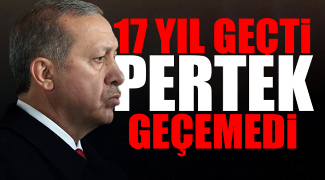 Erdoğan, 17 yıl önce verdiği sözü hâlâ yerine getirmedi