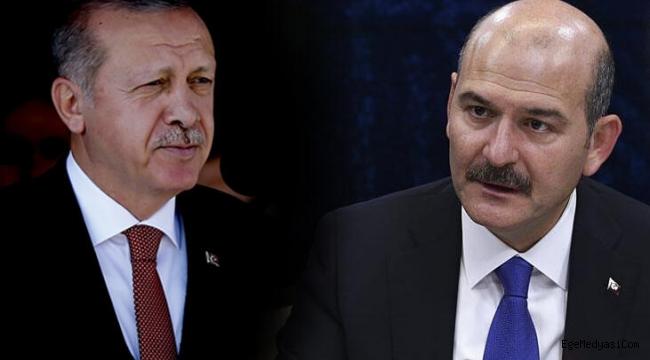 Erdoğan, Süleyman Soylu'yu görevden alabilir