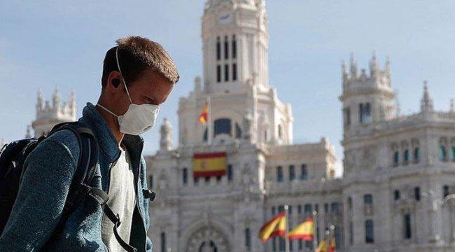 İspanya'da son 24 saatte Kovid-19'dan 106 kişi hayatını kaybetti