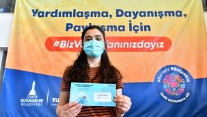 İzmir Büyükşehir'den 25 milyonluk yardım