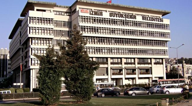 İzmir Büyükşehir'e sembolik bina