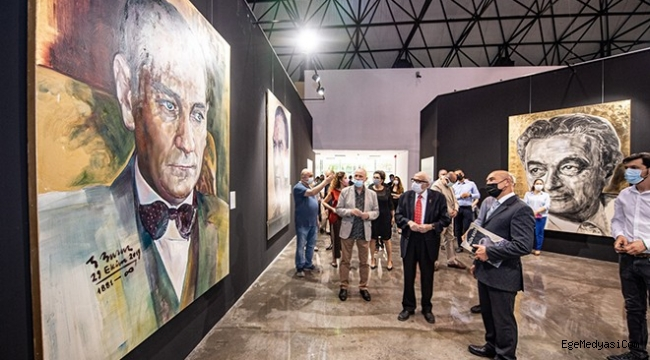 İzmir'de 19 Mayıs'a özel Atatürk sergisi