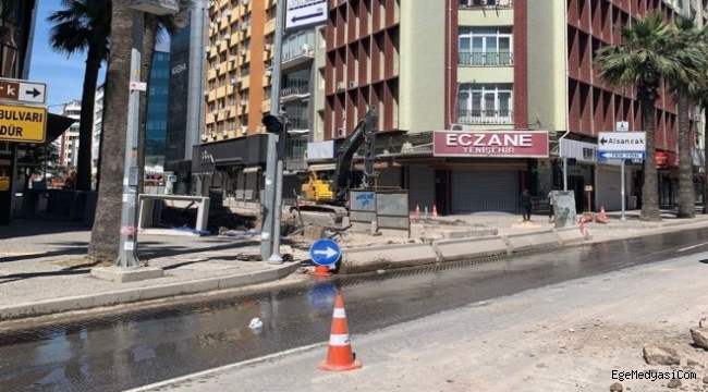 İzmir'de o yollar 1 ay kapalı!