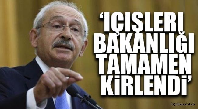 Kemal Kılıçdaroğlu: Mafya batağına battılar