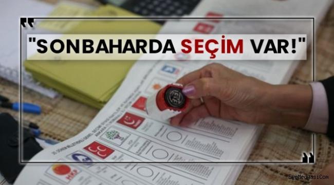 """Kemal Kılıçdaroğlu: """"Sonbaharda seçim var!"""""""
