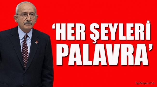 Kılıçdaroğlu'dan iktidarın kirli kampanyalarına yanıt