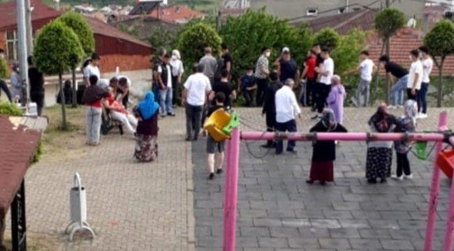 Kocaeli'de çocuk parkında korkunç cinayet