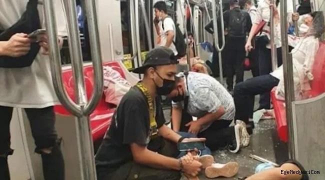 Malezya'da metro hattında iki tren çarpıştı