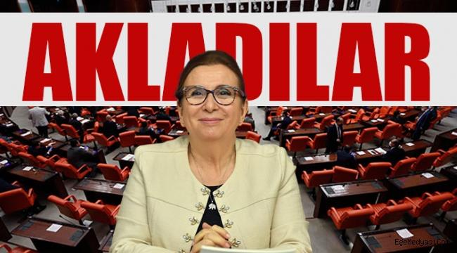 Ruhsar Pekcan hakkında verilen 'yolsuzluk' araştırma önergesi AKP ve MHP oyları ile reddedildi