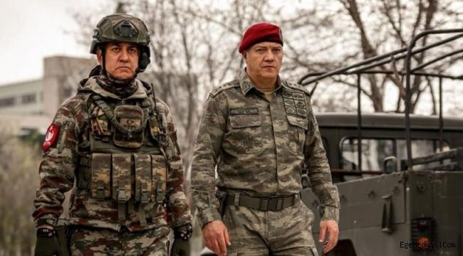 Savaşçı dizisinde Tamer Karadağlı şoku!