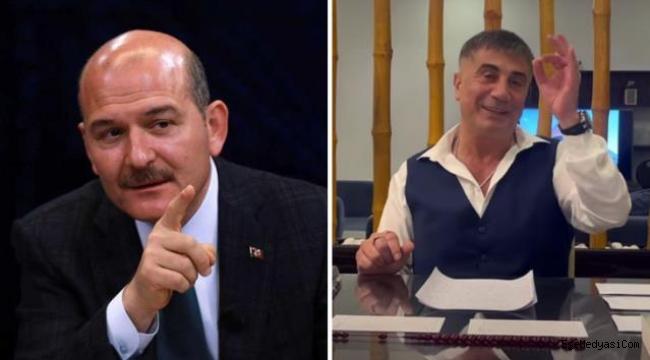 Süleyman Soylu'dan herkese selam