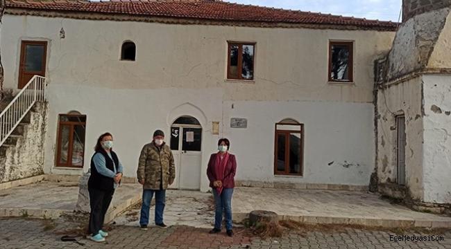 Tarihi Bozköy Camii yıkılmaktan kurtuldu