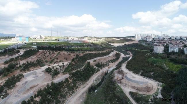 Tunç Soyer'in vizyon projesi Portakal Vadisi'nin yapımı sürüyor