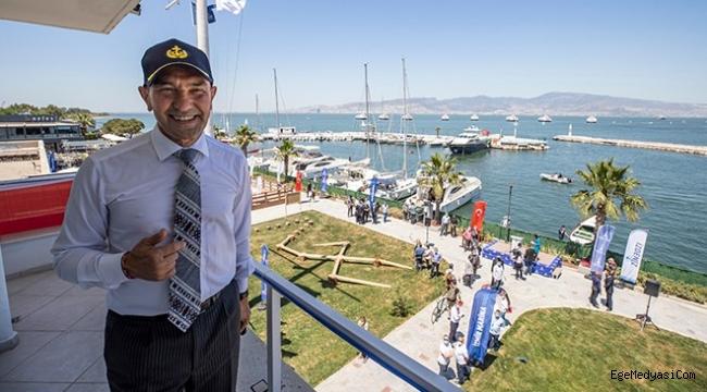 Tunç Soyer: İzmir Marina kentin refahını arttıracak!
