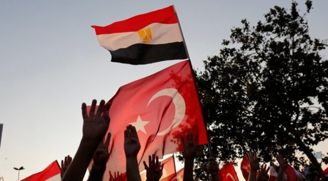 Türkiye ile Mısır Arasında İlk Yüz Yüze Görüşme