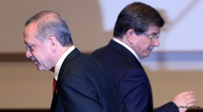 Ahmet Davutoğlu'yla ilgili şok iddia