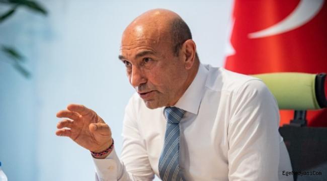 Başkan Soyer'den 'müsilaj' açıklaması: Felaket İzmir'den uzak!