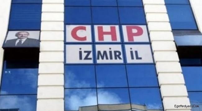 CHP İzmir'de iki isim hakkında karar!