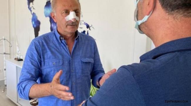 CHP'li Belediye Başkanı, hastaneye kaldırıldı