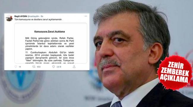 Erdoğan'a pusu kurdular!