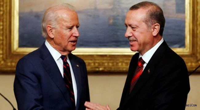 Erdoğan-Biden görüşmesi öncesi masada 3 başlık var