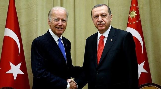 Erdoğan ve Biden saat 18.00'de bir araya gelecek