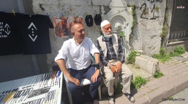 Gürsel Tekin: Erdoğan'ın doğup büyüdüğü mahallede sefalet kol geziyor