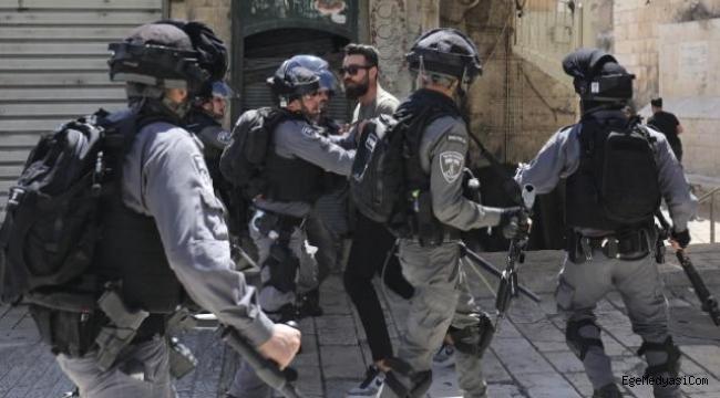 İsrail'den Kudüs'te Filistinlilere saldırı
