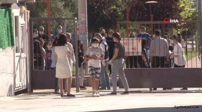 İzmir'de LGS heyecanı