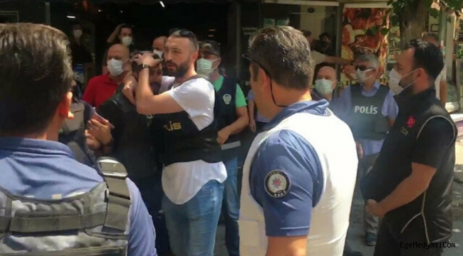 İzmir'deki saldırıda şok detay