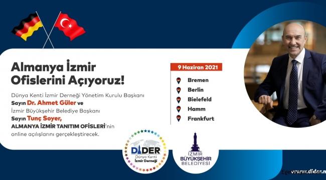 İzmir tanıtım ofisleri açılıyor