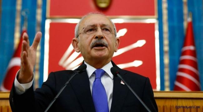 Kemal Kılıçdaroğlu'ndan savcılara 'İzmir' mesajı