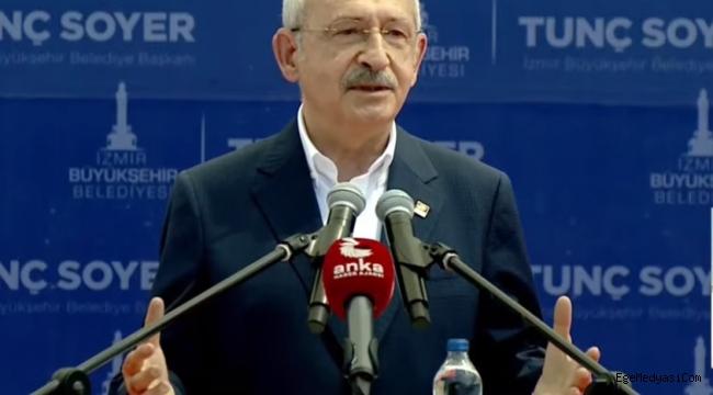 Kılıçdaroğlu: Ampul patlayacak ve güneş doğacak
