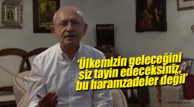 Kılıçdaroğlu: Her yerde erken seçim isteyeceğim, bana katılın