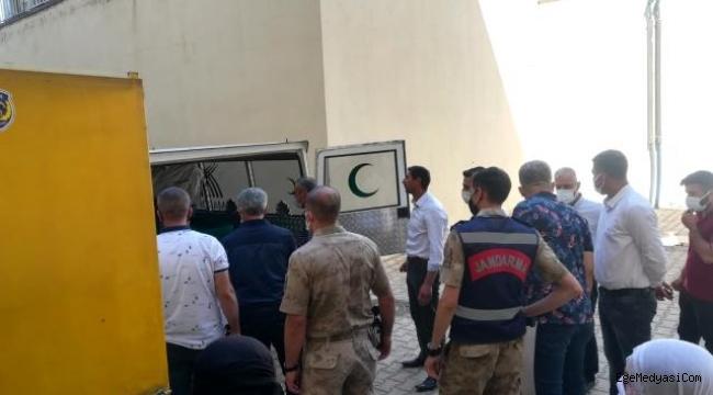 Mardin'de evinin balkonunda ölü bulundu