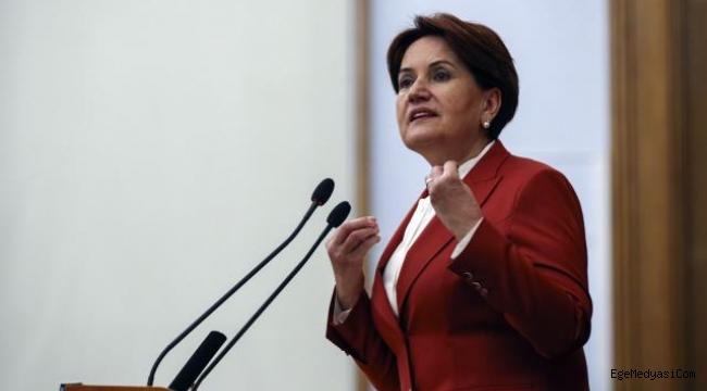 Meral Akşener, Cumhurbaşkanlığı seçimi için net konuştu