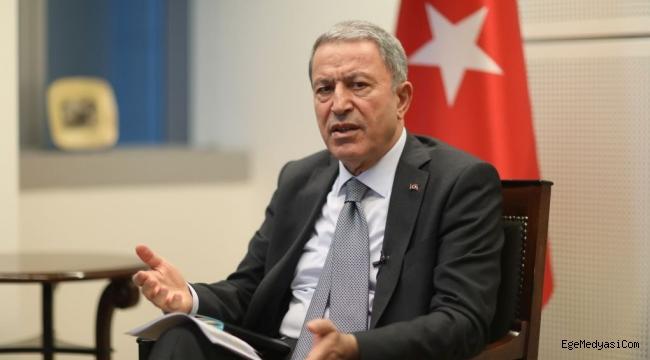 Milli Savunma Bakanı: Atatürkçülüğümüzü sorgulamak kimsenin haddi değildir
