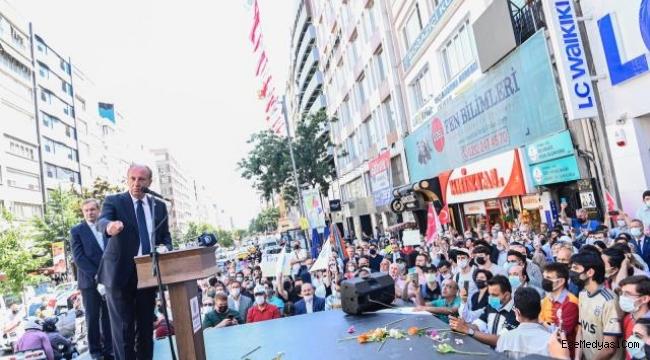 Muharrem İnce'nin Partisi'nde Canan Kaftancıoğlu çatlağı