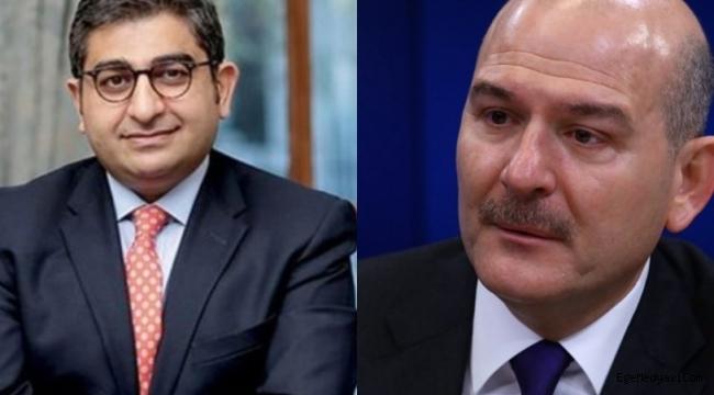 Sedat Peker'den Süleyman Soylu için şok 'Sezgin Baran Korkmaz' iddiası