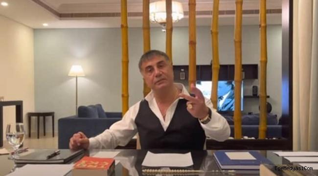 Sedat Peker otelinden alındı!: 'Öldürülürse herkes her şeyi öğrenir'