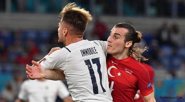 Türkiye 0-3 İtalya